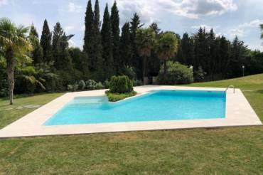Una piscina para disfrutar