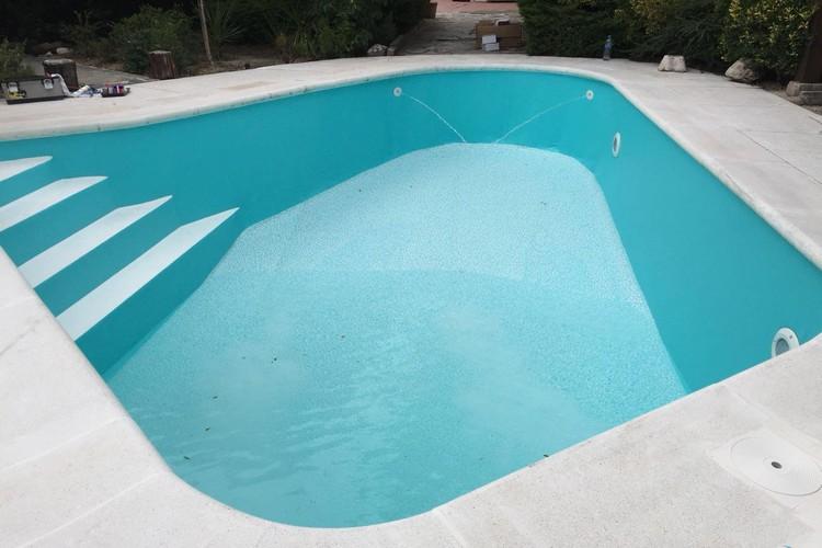 Reforma completa de piscina