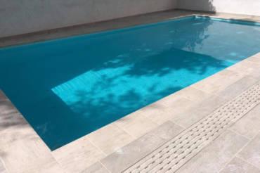 Rehabilitación completa de piscina