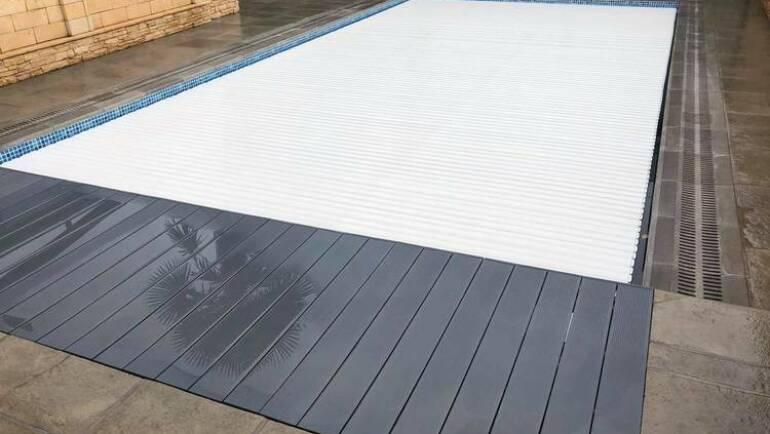 Hibernación de piscina
