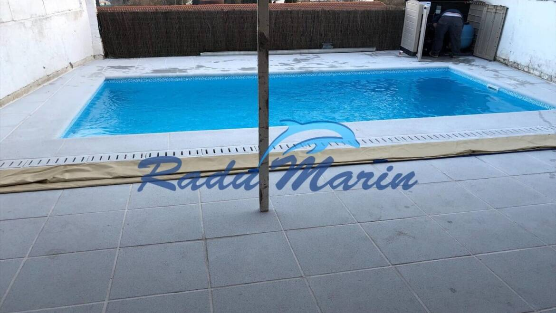 Renovación completa de piscina