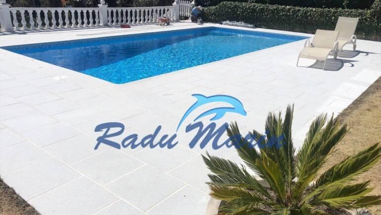 Espectacular cambio en piscina y entorno