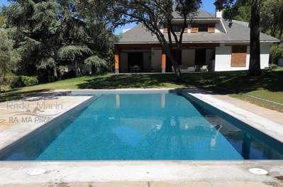 Renovación de piscina