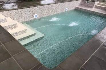 Rehabilitación total de piscina