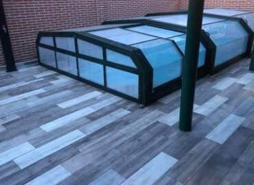 Impresionante renovación de piscina y entorno