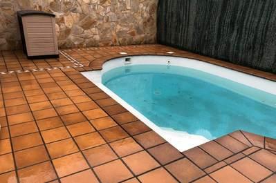 Rehabilitación de piscina con lámina armada